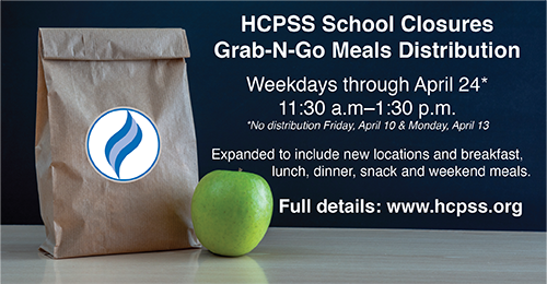 Picture with Grab and Go Meals Details